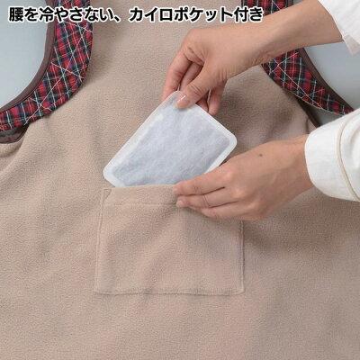 発熱繊維ねこベスト【新聞掲載】