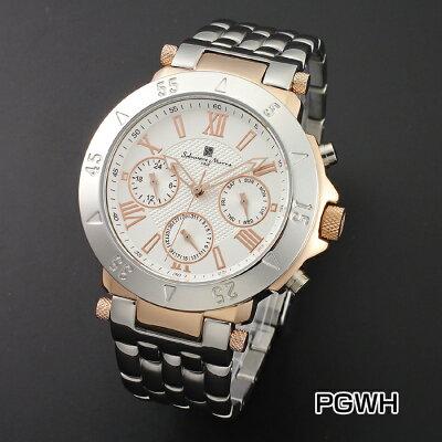 サルバトーレマーラメンズマルチファンクションドレスウオッチSM14118時計メンズメンズ腕時計メンズウォッチファッションサルバトーレマーラ