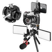 Leofotoカメラ取付ネジ変換アダプターCF-8レオフォト
