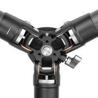Leofotoレベリングベース搭載カーボン三脚LS-365CEX5段脚径36mmレンジャーシリーズレオフォト送料無料