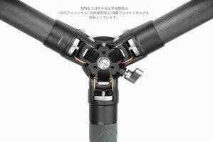 Leofotoレベリングベース搭載カーボン三脚LS-323CEX3段脚径32mmレンジャーシリーズレオフォト送料無料