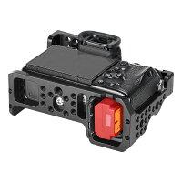 Leofotoカメラケージ(SONYα7RIII/α9/α7III専用)A7R3/A9/A7M3アルカスイス互換レオフォト
