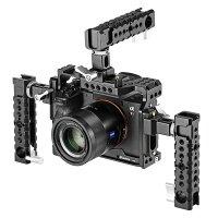 Leofotoカメラケージ用ハンドルアタッチメントAH-1レオフォト