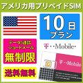 春休みに海外旅行!アメリカで使用できる通信用格安SIMを教えてください。