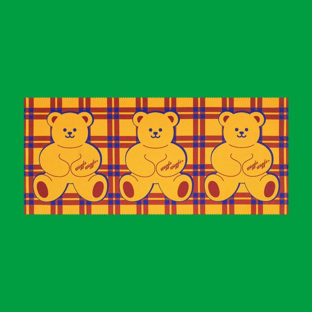 PCアクセサリー, ノートPC用キーボードカバー Fabric Keyboard Cover - Teddy Bear 13 15 WiggleWiggle