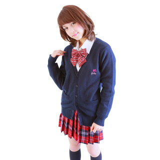 可愛いバービーのスクールラインが登場/JK/制服TeensEver/BarbieSchoolカーディガンネイビーM