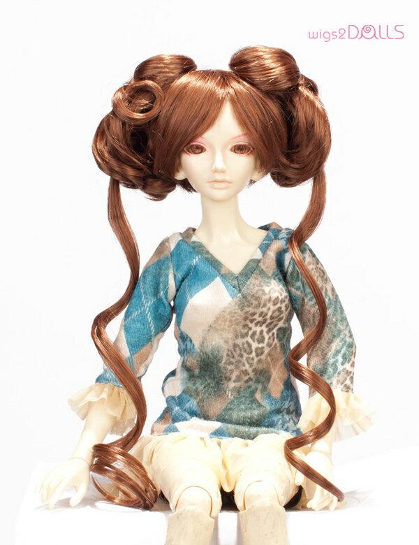 ぬいぐるみ・人形, 着せ替え人形 Wigs2dollsW-713SD60Super DollfieBJDBOX