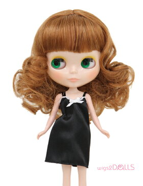 【Wigs2dolls】人形・ドールウィッグ/B-180/ミディアム/Blythe/ブライス/コスチューム /オリジナル/人気商品/撮影にも【楽天BOX受取対象商品】