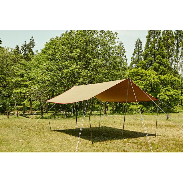 tent-Mark DESIGNS Takibi-Tarp Cotton Recta