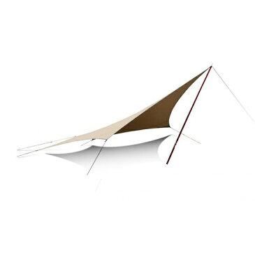 """tent-Mark DESIGNS(テンマクデザイン) ムササビウイング13ft.TC""""焚き火""""version【タープ】"""