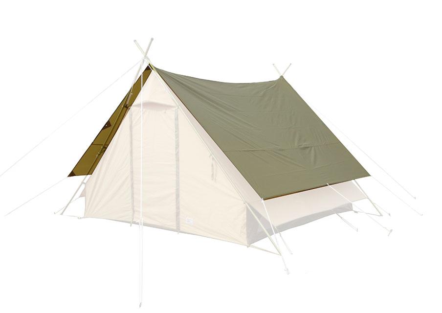 画像2: 今人気のおしゃれテント「PEPO」を徹底解説! おすすめのオプション品もご紹介!