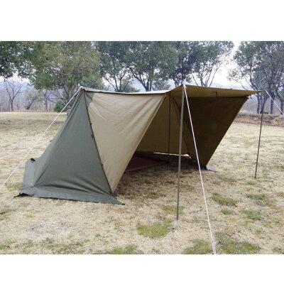 【数量限定特別価格】tent-Mark DESIGNS(テンマクデザイン)大炎幕 画像1