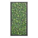 MEMORY ネイル シェル シール 螺鈿 彫刻 天然貝 MOPS06 細目 グリーン