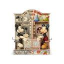 ミッキー 90周年アニバーサリー 21.1cm | ディズニー フィギュア 大人向け 人形 置物 ジムショア グッズ...