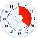 カウントタイマー 時間感覚を養い 時間管理に適した アナログ...