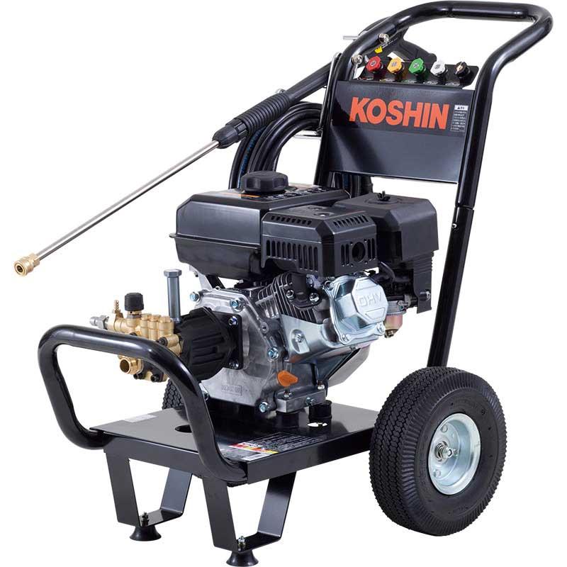 工進 エンジン高圧洗浄機 JCE-1408UDX:ツールパワー
