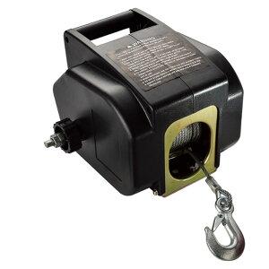 電動ウインチ水上用3000LBS 12V