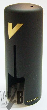 ソプラノサックス用リガチャーバンドレンオプティマムゴールド(プラスチックキャップ付)
