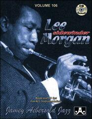 """リー・モーガンの愛奏曲集。VOLUME 106 - LEE MORGAN - """"SIDEWINDER"""""""