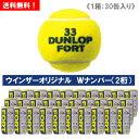 ダンロップ ソフトテニスボール 公認球 1ダース DSTB2DOZ 2019SS