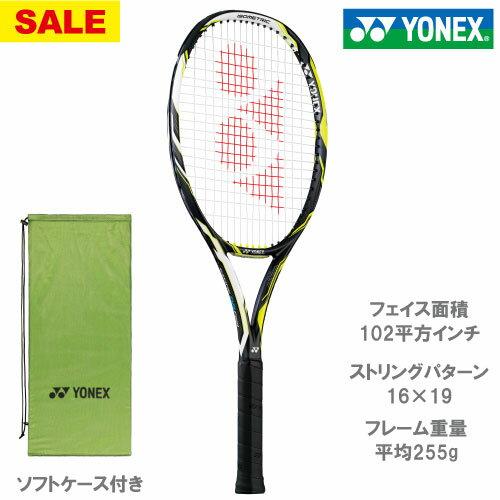 【特別販売価格】ヨネックス [YONEX] 硬式ラケット EZONE DR FEEL(EZDF)※スマートテニスセンサー対応品