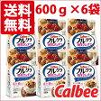 【送料無料】【代引き不可】カルビー/フルグラ糖質25%オフ600g×6袋 セット※北海道・沖縄は別途送料が必要。