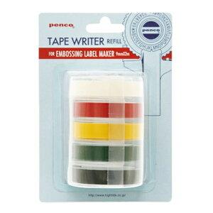 HIGHTIDEPENCO(ハイタイドペンコ)テープライター(ラベルメーカー)リフィル
