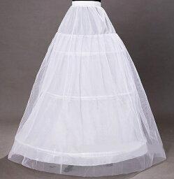 送料無料 パニエ 大人ドレス用 プリンセス スカート 白 レディース ドレス 結婚式 発表会 演奏会 二次会 02P03Dec16