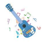 ギター子供用