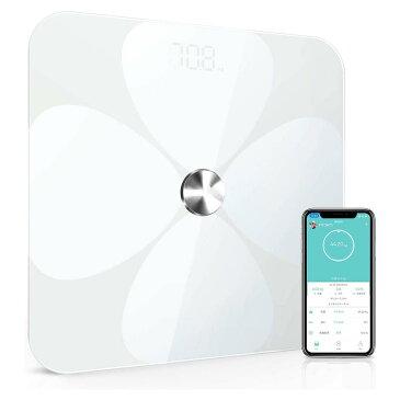 体重計 ITO 体脂肪計 体組成計 ヘルスメーター デジタル 体重 体脂肪率 体水分率 筋肉率 骨量 カロリー BMI 体重計たいじゅうけい 日本語アプリ対応 日本語説明書付き