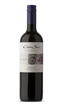 コノスルメルローヴァラエタル チリワイン産地 赤ワイン ビシクレタ家飲み お誕生日ギフト お祝い