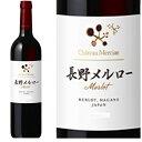 Chメルシャン長野メルロー2016 日本ワイン 産地 長野 赤ワイン 家飲み お誕生日 ギフト お祝い 750ml