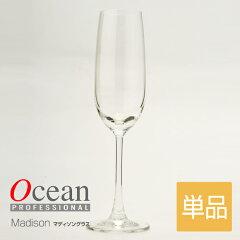 【グラス】【シャンパン】リーデルに比肩?!マディソン  ワイングラス フルートシャンパーニ...