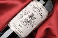 CHラ コンセイヤント 07 [2007]  フランス ポムロール 赤 フルボディタイプ(重口) CH...