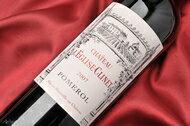 驚きの%OFF 激安 セール グランヴァンCHレグリーズ クリネ [2007] ヴィンテージ ワイン フ...