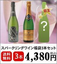 【ワイン3本セット】スパークリングワイン/シャンパン/WINE/洋酒/ワイン【ワイン3本セット】ス...