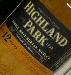 ワイン/お買い得ハイランド パーク HIGHLAND PARK  12年 40 700ml アイランズモルト ウ...