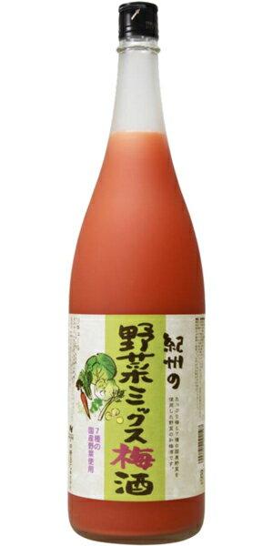 紀州の野菜ミックス梅酒/中野BC 1800ml (梅酒)