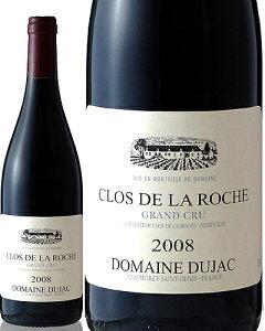 クロ・ド・ラ・ロッシュ[2008]ドメーヌ・デュジャック(赤ワイン)