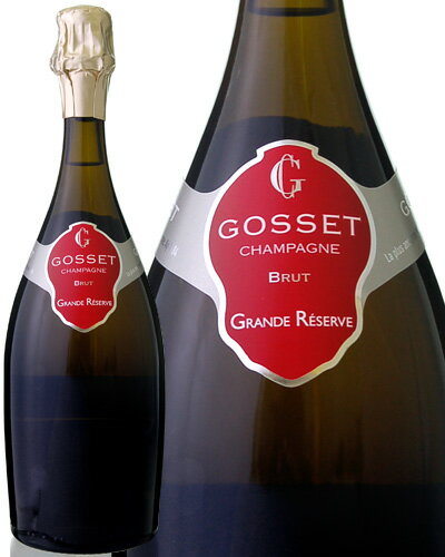 ゴッセ(GOSSET)『グラン・レゼルヴ ブリュット』