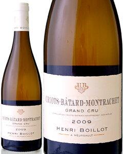 クリオ・バタール・モンラッシェ[2009]アンリ・ボワイヨ(白ワイン)[S]