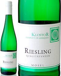クロスター・リースリング・モーゼルQ.b.A.[2012]クロスター醸造所(白ワイン・やや甘口)