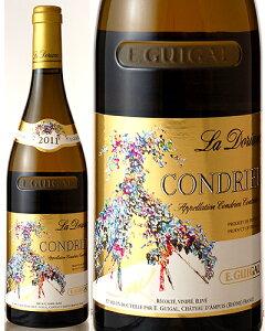 コンドリュー・ラ・ドリアンヌ[2011]ギガル(白ワイン)[S]
