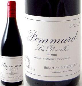 ポマール1級レ・ペズロル[1997]ドメーヌ・ド・モンティーユ(赤ワイン)