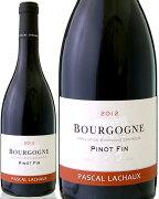 ブルゴーニュ・ピノ・ファン パスカル・ラショー 赤ワイン