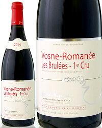 ヴォーヌ・ロマネ・レ・ブリュレ1級[2014]ドメーヌ・ジェラール・ミュニュレ(赤ワイン)