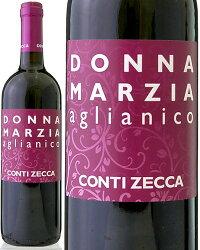 ドンナ・マルツィア・アルアニコ[2012]アジィエンダ・アグリコーラ・コンティ・ゼッカ(赤ワイン)