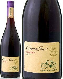 コノスル オーガニック・ピノ・ノワ 赤ワイン ヴィンテージ