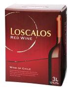 ロスカロス バックインボックス 赤ワイン