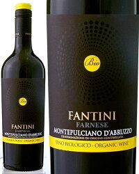 モンテプルチアーノ・ダブルッツォBIO[2007]ファルネーゼ(赤ワイン)【papa3_point0524】